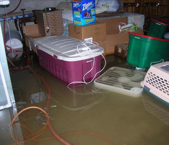 Water Damage Water is Everywhere! Are you prepared in case of a flood?