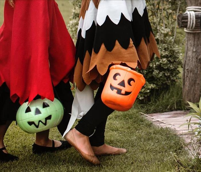 Why SERVPRO Safety tips to keep your Home from Tricks this Halloween