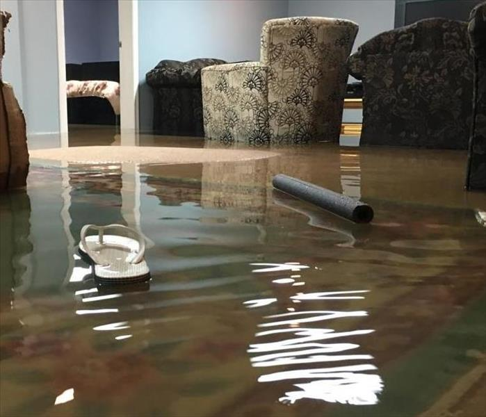 Water Damage Water is Everywhere! Are you prepared incase of a Flood?